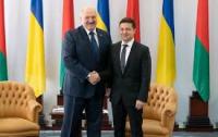 Лукашенко слегка оконфузился