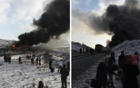 Два поезда столкнулись в Иране, 15 погибших