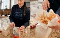 Женщина показала, что случилось с едой из McDonald`s через 17 лет после покупки (видео)