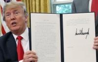 Трамп прекратил практику разлучения семей нелегалов