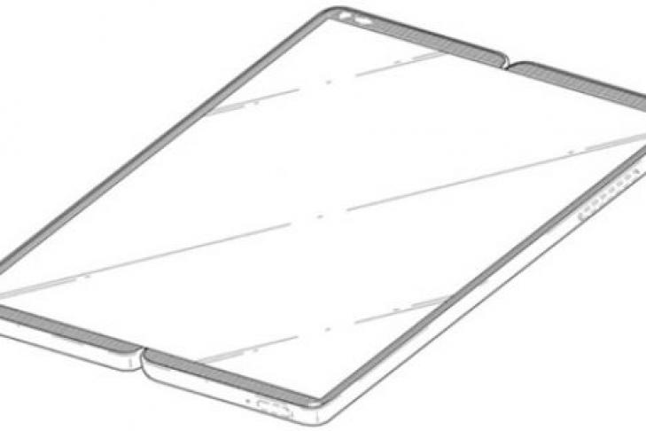 КомпаниейLG запатентован складной смартфон-планшет