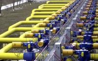 ПХГ Украины наполовину заполнены газом