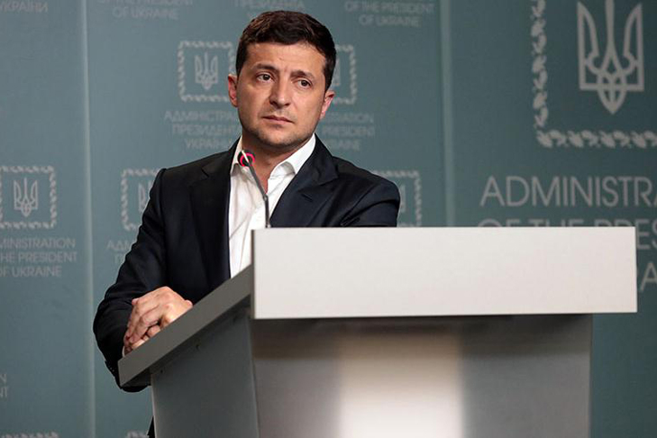 Зеленский предложил новый формат переговоров по Донбассу