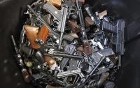 В Украине за контрабанду оружия увеличили срок