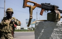 Украинский военный ранен на Донбассе, боевики дважды нарушили