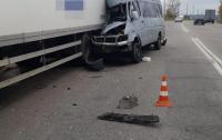 После ДТП в Запорожье из больницы сбежал водитель маршрутки