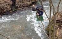 На Закарпатье из-за падения лесовоза в реку погибли 5 человек