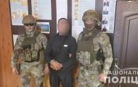 На Закарпатье провели спецоперацию по задержанию банды грабителей
