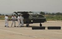 В Израиле испытали беспилотник-эвакуатор раненых