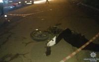 На Буковине произошло масштабное ДТП, погиб молодой байкер