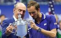 Даниил Медведев выиграл US Open (видео)