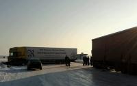 В Киев могут запретить въезд крупных грузовиков