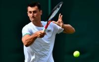 Победившему теннисисту не выплатят вознаграждение, он не понравился судьям