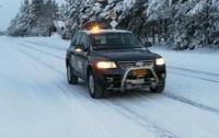 Автомобили-роботы научились передвигаться по заснеженным дорогам (ВИДЕО)