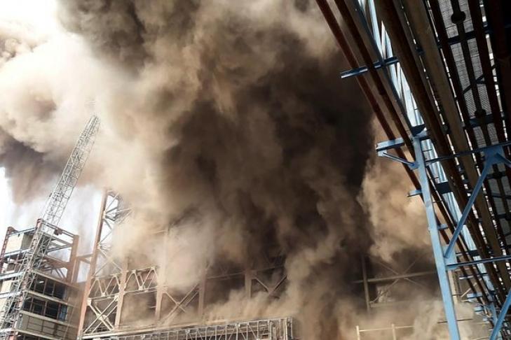 4 человека погибли в итоге трагедии наТЭЦ вкитайском городе Цзясин