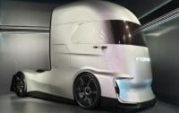 Ford показал беспилотный электрический тягач F-Vision Future Truck