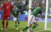 Евро-2016: сборная Украины не смогла переиграть ирландцев