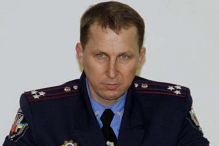 Руководство Мвд Донецкой Обл