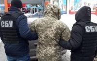 Сержант ВСУ продавал на улице краденые рации