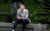 Подозреваемая в терроризме Савченко порадовалась своему результату на выборах