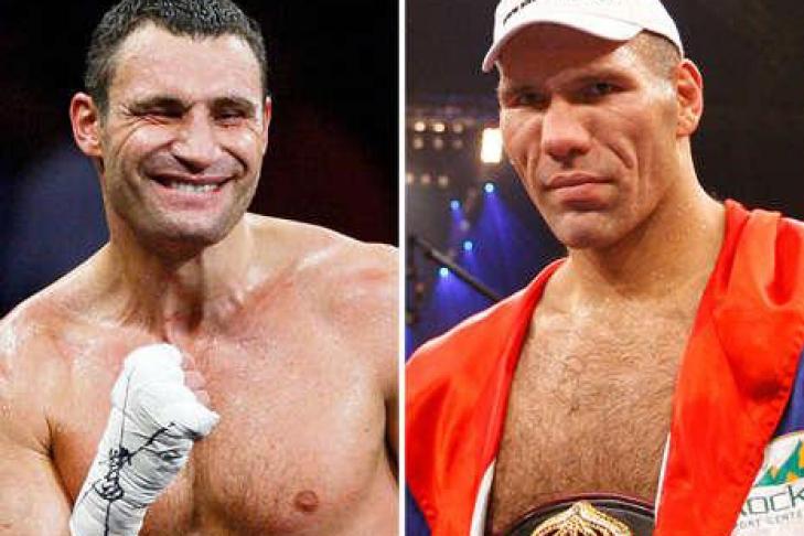 Кинг согласился на бой Кличко vs. Валуев, но. - ЭПОХА НОВОСТЕЙ