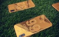 Футболисты Ливерпуля получили уникальные золотые iPhone XS Max на 512 Гб