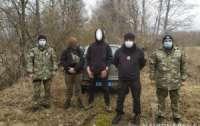 Семеро отчаяных туристов забрели в Чернобыльскую зону