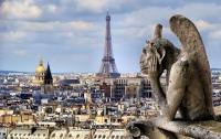 В Париж запретили въезд автомобилям на дизеле