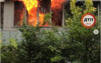 Опубликованы детали пожара в киевской многоэтажке