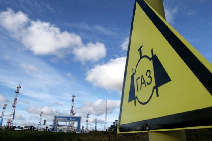 «Газпром» поведал о уменьшении запасов газа вУкраинском государстве