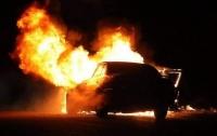 На Харьковщине мужчина сгорел в собственном авто