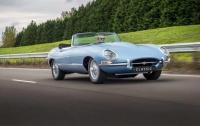 Jaguar создала электрокар в виде классической модели 1968 года (видео)