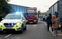 Британская полиция опубликовала имена погибших, тела которых нашли в грузовике