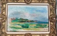 Украинца задержали за кражу картины знаменитого импрессиониста