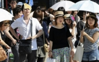 Аномальная жара: в Японии впервые зафиксировали температуру +41°С