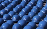 Турция готова участвовать в миротворческой миссии на Донбассе, - Порошенко