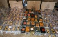 В Латвии изъяли рекордную партию кокаина