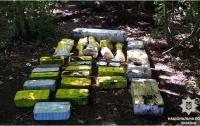 На Днепропетровщине обнаружили арсенал оружия и взрывчатки