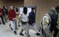 Освобождение украинских моряков: в РФ предъявили обвинение в окончательной редакции