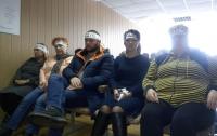 Шахтеры начали свой год с голодовки