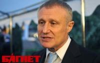 Суркис болеет против «Динамо»