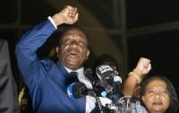 Новый президент Зимбабве вступил в должность
