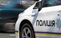 Киевские полицейские сбили человека