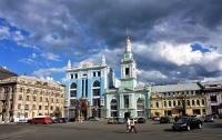 В Киеве на Подоле расширят пешеходную зону и изменят схему проезда