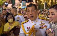 Король Таиланда дал первое за 40 лет интервью