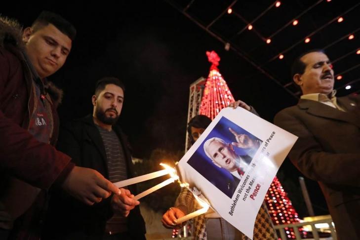 ВБелом доме назвали причину отмены визита Пенса наБлижний Восток