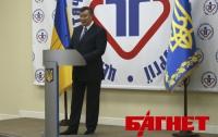 В ОХМАТДЕТе сегодня праздник – приехал Президент (ФОТО)