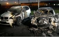 Автоподжоги в Харькове: сожгли BMW экс-прокурора области