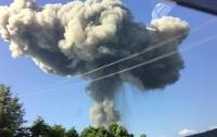 Взрыв в Абхазии: погибшие оказались туристами из России