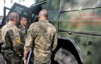 Полторак показал новый броневик для ВСУ